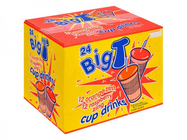 Big Time Cup (1 x 24)