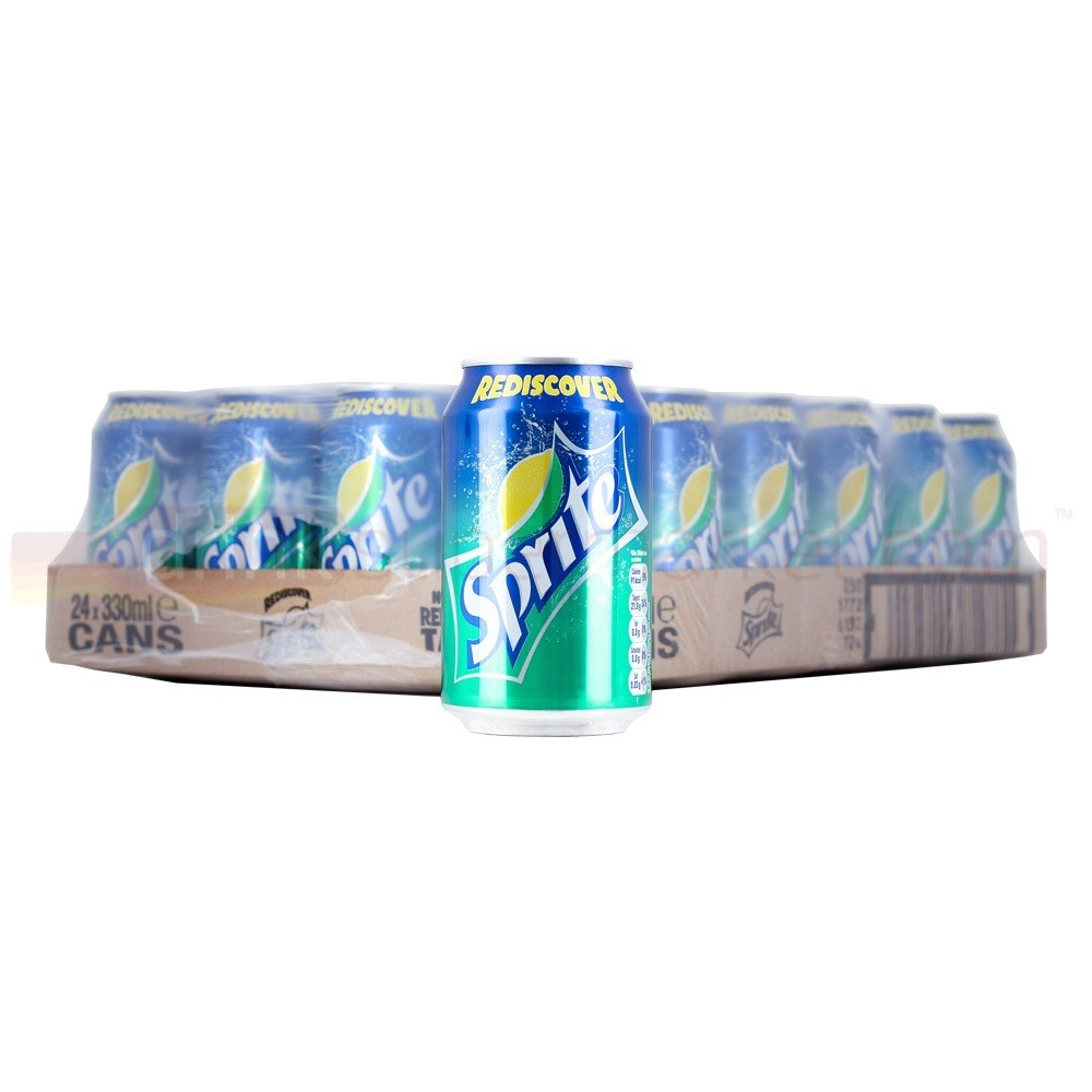 Sprite can 330ml x 24 GB NP